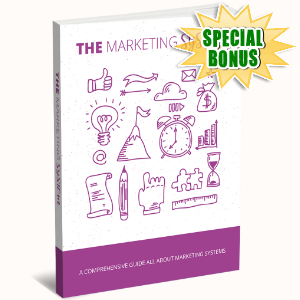 Special Bonuses - December 2017 - The Marketing System