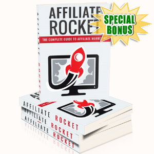 Special Bonuses - December 2017 - Affiliate Rocket Pack