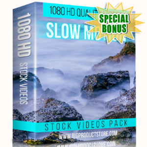 Special Bonuses - December 2017 - Slow Motion 1080 HD Stock videos Pack
