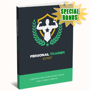 Special Bonuses - December 2017 - Personal Trainer Expert