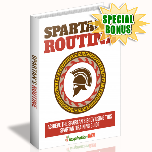 Special Bonuses - December 2017 - Spartan's Routine