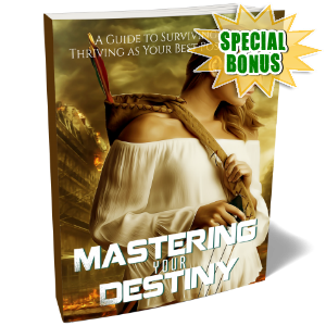 Special Bonuses - December 2017 - Mastering Your Destiny