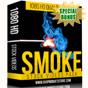 Special Bonuses - December 2017 - Smoke 1080 HD Stock videos Pack