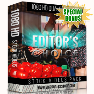 Special Bonuses - December 2017 - Editor's Choice 1080 HD Stock videos Pack
