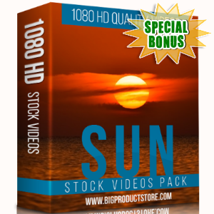 Special Bonuses - December 2017 - Sun 1080 HD Stock videos Pack