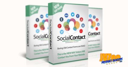 WP Social Contact Review and Bonuses