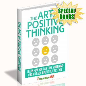 Special Bonuses - January 2018 - The Art Of Positive Thinking