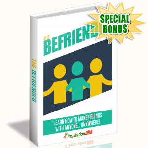 Special Bonuses - January 2018 - The Befriender