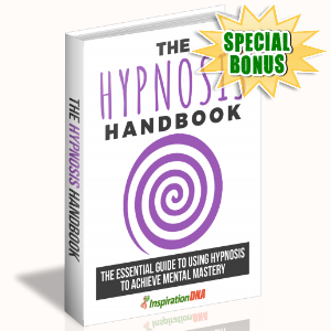 Special Bonuses - January 2018 - The Hyponosis Handbook