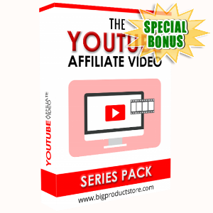 Special Bonuses - January 2018 - The YouTube Affiliate Video Series Pack