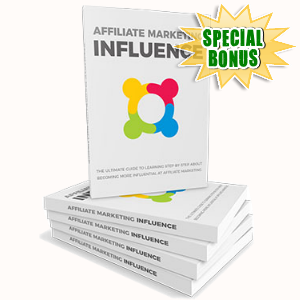 Special Bonuses - January 2018 - Affiliate Marketing Influence