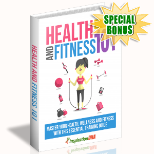 Special Bonuses - January 2018 - Health And Fitness 101