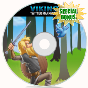 Special Bonuses - January 2018 - Viking Twitter Marketing Pack