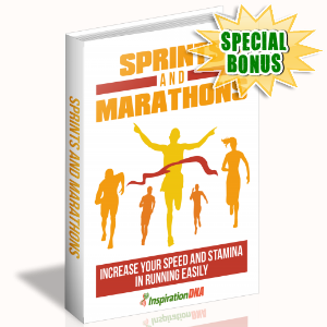 Special Bonuses - January 2018 - Sprints And Marathons