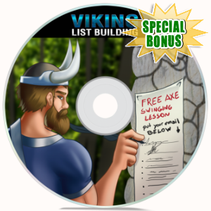 Special Bonuses - January 2018 - Viking List Building Pack