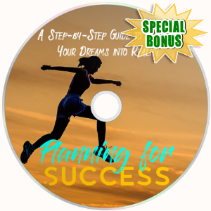 Special Bonuses - January 2018 - Planning For Success Video Upgrade Pack