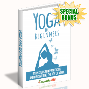 Special Bonuses - February 2018 - Yoga For Beginners