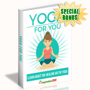 Special Bonuses - February 2018 - Yoga For You
