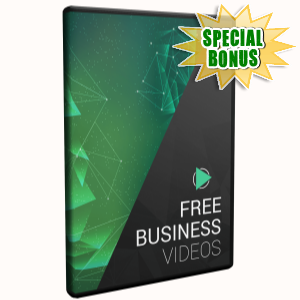 Special Bonuses - February 2018 - Free Business Pack