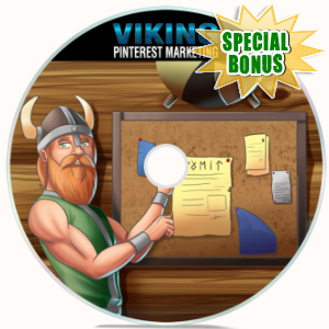 Special Bonuses - February 2018 - Viking Pinterest Marketing Pack