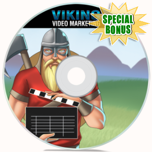 Special Bonuses - February 2018 - Viking Video Marketing Pack