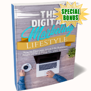 Special Bonuses - February 2018 - The Digital Marketing Lifestyle