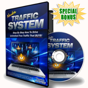 Special Bonuses - February 2018 - Newbie Traffic System Video Series Pack