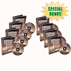 Special Bonuses - February 2018 - Affiliate Lifestyle Secrets Video Series Pack