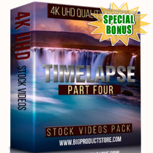 Special Bonuses - February 2018 - Timelapse 4K UHD Stock Videos Pack Part 4
