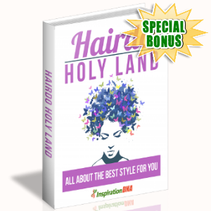 Special Bonuses - March 2018 - Hairdo Holy Land