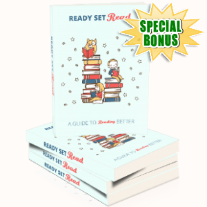 Special Bonuses - March 2018 - Ready Set Read