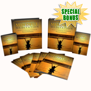 Special Bonuses - March 2018 - Mindful Meditation Mastery Pack