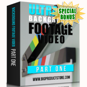 Special Bonuses - March 2018 - Ultra HD Background Footage Videos Part 1 Pack