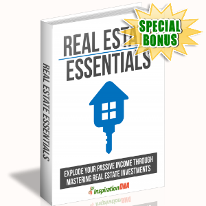 Special Bonuses - March 2018 - Real Estate Essentials
