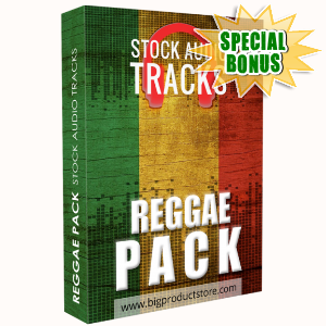 Special Bonuses - March 2018 - Reggae Stock Audio Tracks Pack