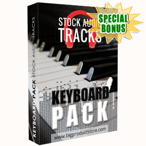 Special Bonuses - March 2018 - Keyboard Stock Audio Tracks Pack