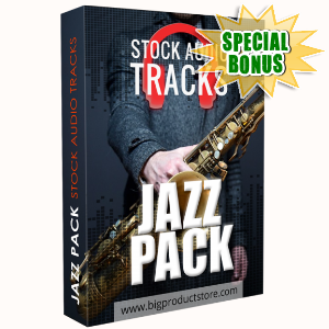 Special Bonuses - March 2018 - Jazz Stock Audio Tracks Pack