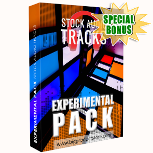 Special Bonuses - March 2018 - Experimental Stock Audio Tracks Pack