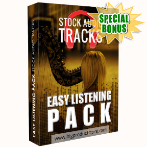 Special Bonuses - March 2018 - Easy Listening Stock Audio Tracks Pack