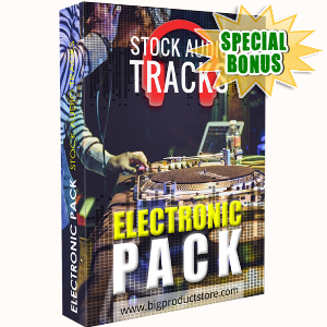 Special Bonuses - March 2018 - Electronic Stock Audio Tracks Pack