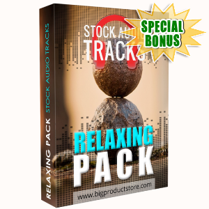 Special Bonuses - March 2018 - Relaxing Stock Audio Tracks Pack