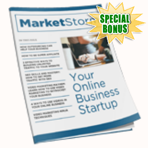 Special Bonuses - March 2018 - Market Storm Magazines