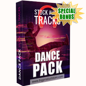 Special Bonuses - March 2018 - Dance Stock Audio Tracks Pack