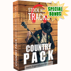 Special Bonuses - March 2018 - Country Stock Audio Tracks Pack