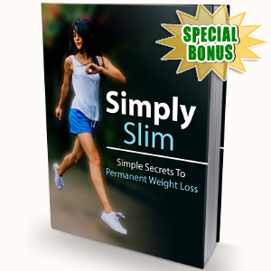 Special Bonuses - March 2018 - Simply Slim