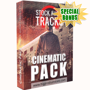 Special Bonuses - March 2018 - Cinematic Stock Audio Tracks Pack