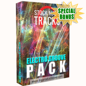 Special Bonuses - April 2018 - Electro Groove Stock Audio Tracks Pack