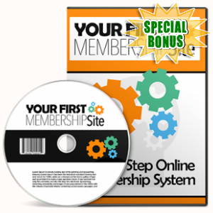 Special Bonuses - April 2018 - Your First Membership Site Video Upgrade Pack