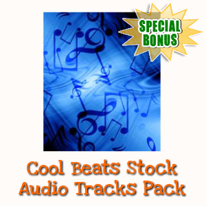 Special Bonuses - April 2018 - Cool Beats Stock Audio Tracks Pack