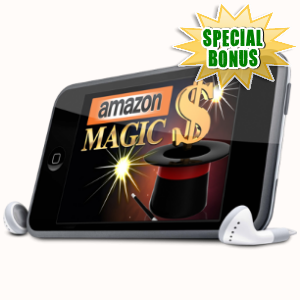Special Bonuses - April 2018 - Amazon Magic Audio Pack